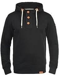 SOLID TripStrip Herren Kapuzenpullover Hoodie Sweatshirt aus hochwertiger Baumwollmischung