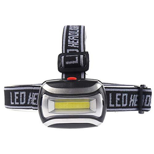 Scheinwerfer Tragbare Mini Led Scheinwerfer Strahl Licht 3 * Aaa Scheinwerfer Laterne Kopf Lampe Lampe für Outdoor-Beleuchtung mit Stirnband -