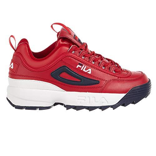 89f4f3e17942f Fila Men s Disruptor II Premium Trainers Multi Size  10.5 ...
