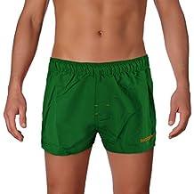 DK71448B Traje de baño para hombre DIADORA de cintura elástica en varios colores - Verde, M