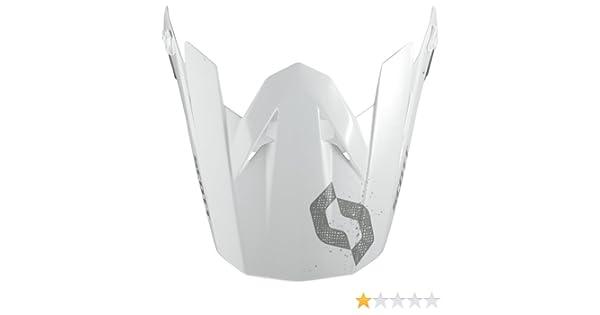 SCOTT 400 Visi/ère de Casque Blanc Taille Unique