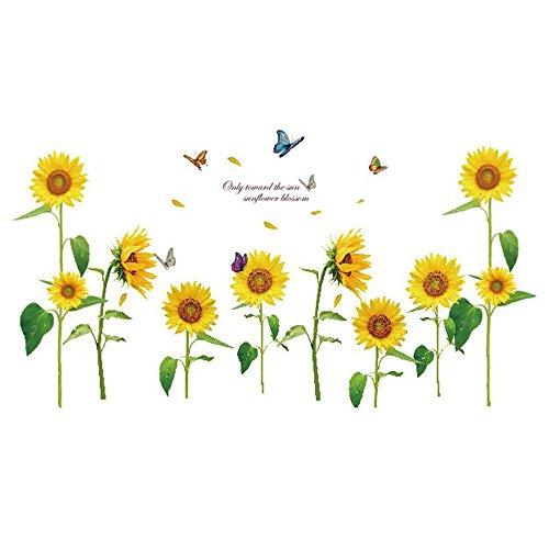 sodialrluce-del-sole-girasole-farfalla-danza-in-estate-bella-smontabile-child-room-decor-decal-wall-