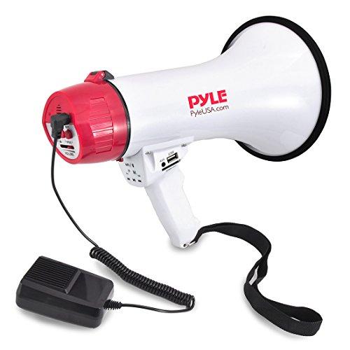 Pyle PMP42BT Pyle Pro bluetooth megaphone