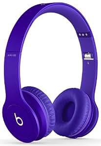 Beats by Dr. Dre Solo HD On-Ear Kopfhörer - Monochrom Violett