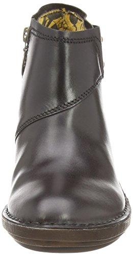 Fly London Sade, Stivaletti alla caviglia, imbottitura leggera donna Nero (Black 000)