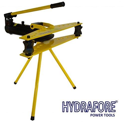 """HYDRAFORE Hydraulische Rohrbiegemaschine 1/2""""-2"""", 21.3-60 mm"""