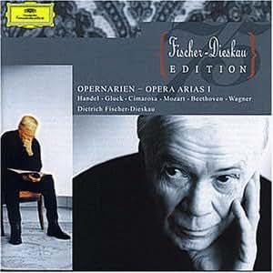 Fischer-Dieskau-Edition Vol. 19 (Opernarien 1)