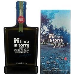 Finca la Torre 250 ml - Aceite de oliva Coupage Eccológico por RuteCalidad S.L.