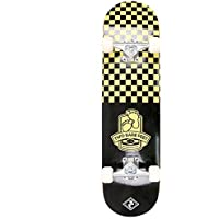 Two Bare Feet Children's Double Kick Complete Skateboard Cruiser Concave Deck