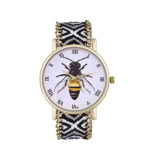 Uhren : Damen-bekleidung Weiß (XZDCDJ Damen Armbanduhr Raute konvexen Glas Uhren Mode Diamant Damen Ledergürtel Uhr)
