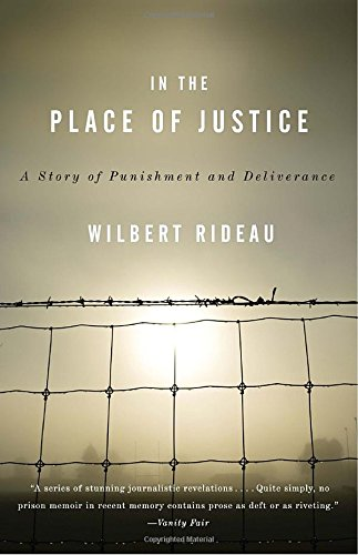 In the Place of Justice: A Story of Punishment and Redemption (Vintage)