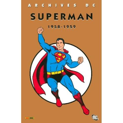 Superman l'Intégrale, Tome 1 : 1958-1959