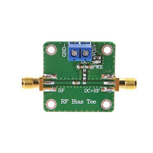 10-6000 MHz Vorspannungs T Modul RF DC Blöcke Verbindungsmodi für HAM Funk RTL SDR LNA Rauscharmer Amateurfunkverstärker Dc-block