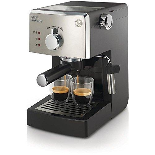 SAECO HD8425/11 Macchina per Caffè Espresso Manuale Poemia 950 Watt Colore Nero