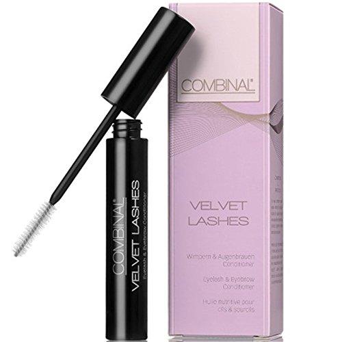 Combinal Velvet Lashes 7 ml Natürlich gesund glänzende Wimpern & Augenbrauen