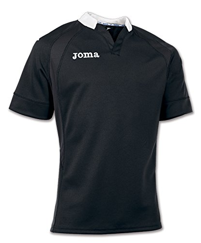 Joma T-Shirt Prorugby NEGRO-BLANCO