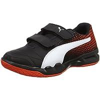 quality design 4da5d 71b43 Puma Veloz Indoor Ng V Jr, Chaussures de Fitness Mixte Enfant