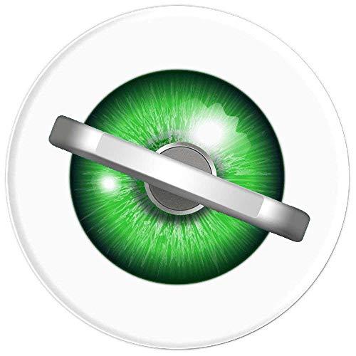 RAHJK Telefon Handy Ring Peaktee Augapfel Augen Telefon Lustig, 360 Grad drehbar Finger Ring Griff Handy Halter kompatibel mit Smartphones und Tablets 1U2360