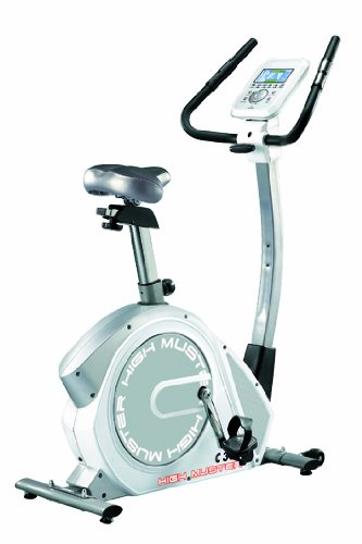 Cyclette Bike C 310 Ergometro volano 12kg Hand Pulse High Power Fitness Palestra