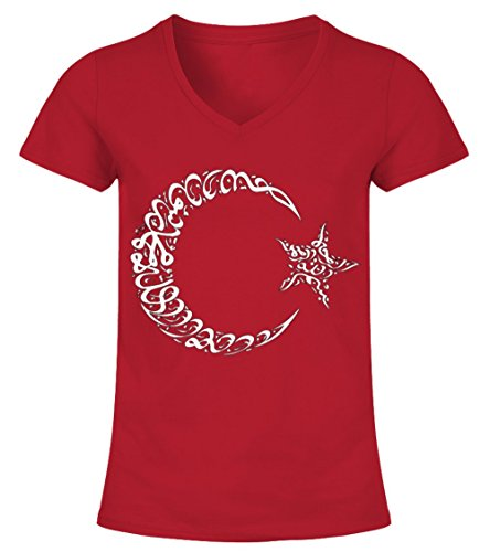 Limitierte Edition*osmanli Ay Yildiz T-Shirt Frauen von Teezily