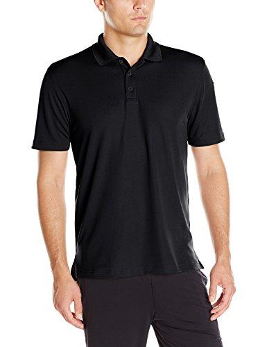 Under Armour Performance Polo-Shirt für Herren schwarz / schwarz
