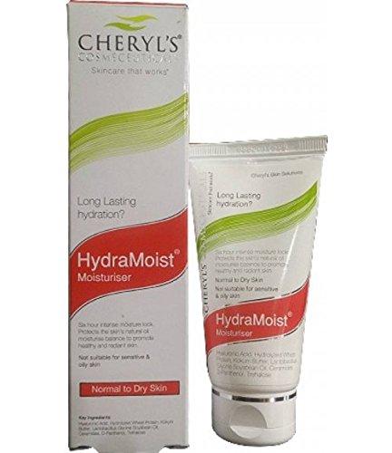CHERYL\'S HydraMoist Moisturiser Normal to Dry skin 50g