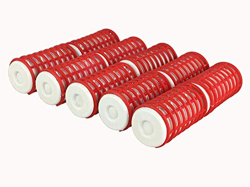 Bigodini termici arricciatore termico set 10pz D 2,5cm