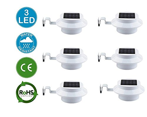 solar-fence-light-with-bracket-white-3-led-solar-6pcs-gutter-lights-2nd-generation-night-utility-sec