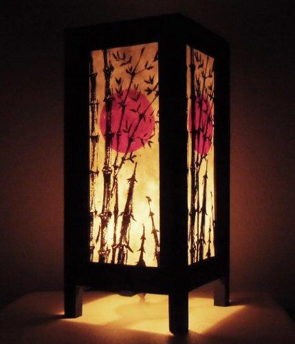 thai-vintage-handmade-asian-oriental-japanese-bamboo-trees-bedside-table-lanna-paper-lamp-wood-shade