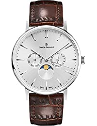 Claude Bernard Classic Analog Silver Dial Men's Watch-40004 3 AIN