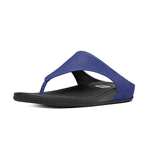 FitFlop Banda Sandales (Perf) Bleu Royal Bleu Royal