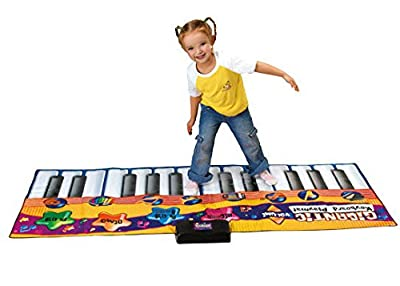 Vivo Gigantic Piano Keyboard Play Mat Party Dance Games Kids Fun Musical Music Playmat