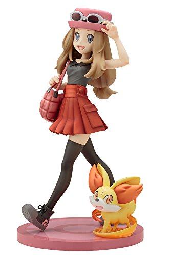 """Preisvergleich Produktbild Kotobukiya ARTFX J """"Pokemon"""" -Serie Serena mit Fokko 1/8 Skala Painted PVC-Abbildung"""