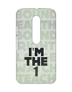 Crackndeal Back Cover for Motorola Moto G 3rd Generation