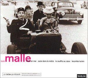Malle: Milou En Mai, Zazie Dans Le Metro, Souffle Au Coeur by Soundtrack Compilation (2002-07-01) Mais Souffle