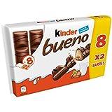 Kinder Bueno T(8 X 2) - ( Prix Par Unité ) - Envoi Rapide Et Soignée