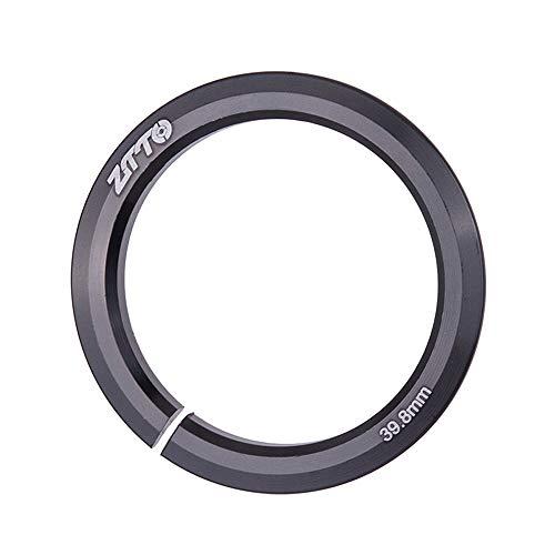 Lixada Fahrrad Konische Gabel Open Crown Race Ersatz Headset Basisring für 1,5 Zoll Gabel 52mm 54mm Bike Headset -