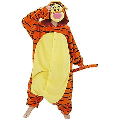 Animal Gillbro animado adulto de Cosplay del traje de los pijamas