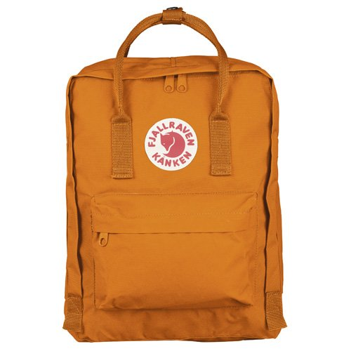 Fjällräven Kanken Mochila, Unisex Adultos, Naranja (Burnt Orange)