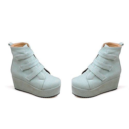 Balamasa - Chaussures Plateforme Gris Femme