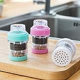 Mimagogo Wasser-Hahn-Filter-Wasseraufbereitungs DIY Werkzeuge für Küche Haushalt Familie