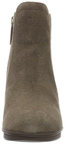 Tommy Hilfiger Damen J1285akima 8b Kurzschaft Stiefel Braun (mink 906)
