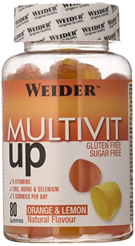 Joe Weider Victory Gummy Up Revolution Multivit - 120 gr