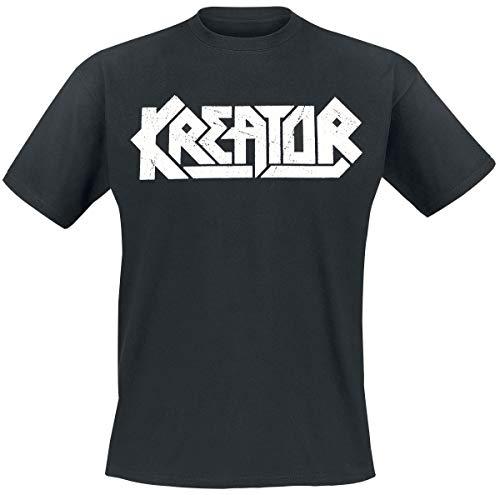 Kreator Satan is Real T-Shirt schwarz XL