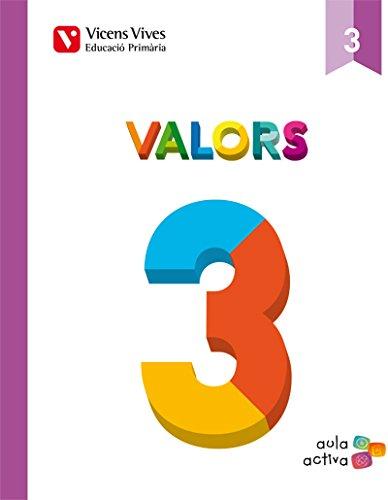 VALORS 3 (AULA ACTIVA): 000001 - 9788468221298