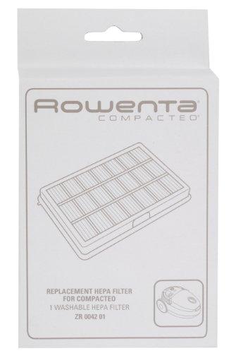 Rowenta ZR004201 Filtros para aspiradoras de trineo