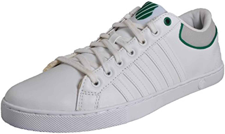 K-Swiss - Zapatillas de Otra Piel para Hombre Blanco Blanco -