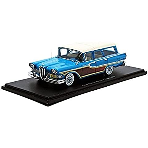 Edsel Station Wagon 4 Doors (1958) Resin Model Car by Spark