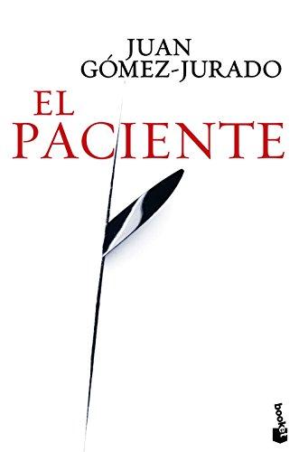 Portada del libro El Paciente (Biblioteca Juan Gómez-Jurado)