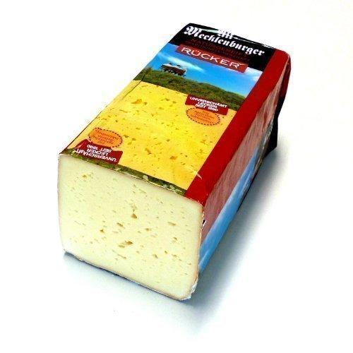 Alt Mecklenburger Tilsiter 45% Fett i.Tr. kräftiger Käse 500g